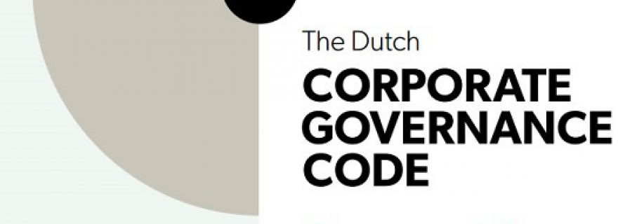 Executive Committees and the Revision of the Dutch Corporate Governance Code