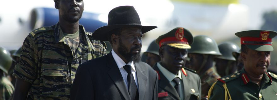 HL Hart in South Sudan: the war-torn secondary rule of recognition