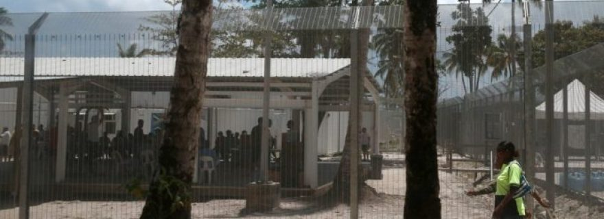 Offshore Processing on Manus Island: a Site of Geo-Political Manoeuvring