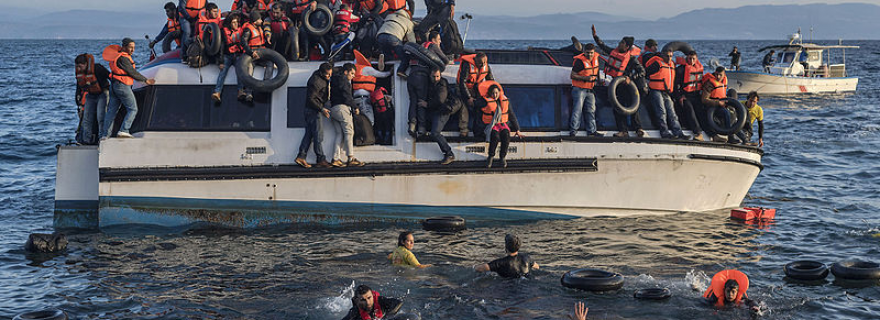 When volunteers became smugglers: The criminalization of 'Flight Helpers' in Greece