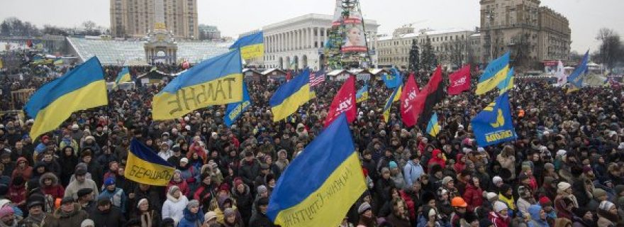 Is Ukraine failing as a state?
