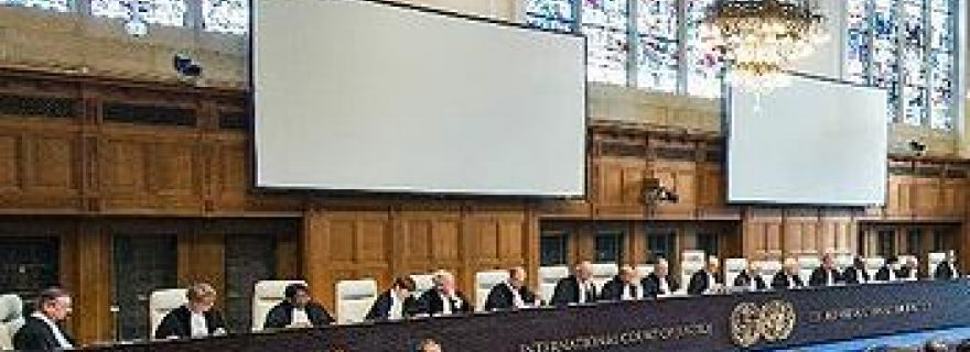 """Now the Sign is """"STOP"""" for Japan - ICJ Judgment of 31 March 2014 on Whaling in the Antarctic"""
