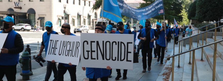 Allegations of genocide in the XUAR must be urgently investigated