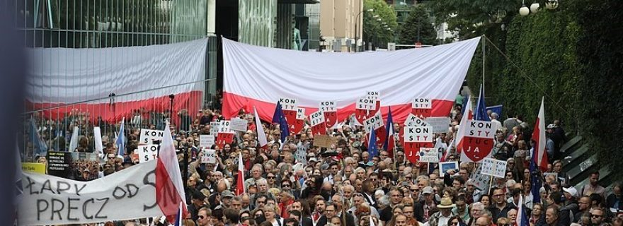 Politicizing the pandemic: Poland's response to COVID-19