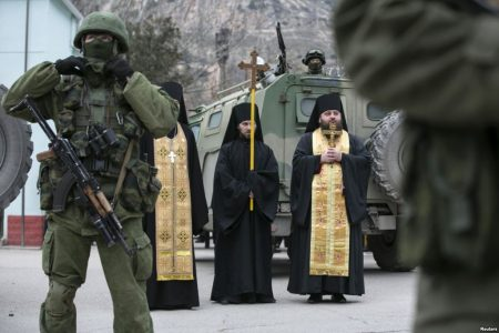 Religion: the Underrated Numerator of Russia's Acquisition of Crimea