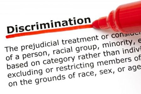 Against discrimination – of all