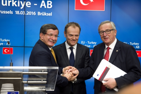 EU-Turkey deal: good on paper, bad in practice