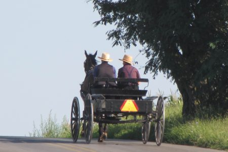 The Amish as a test case for religious freedom