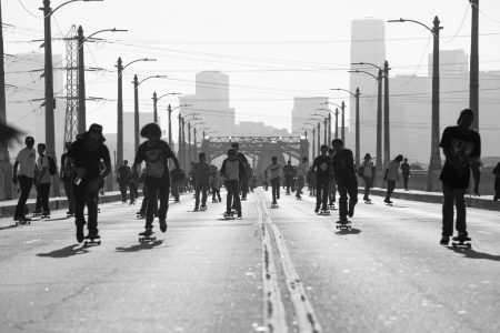 Street Crime, Social Control, and Skateboarding?