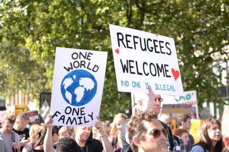 Welcome refugees, adieu solidarité