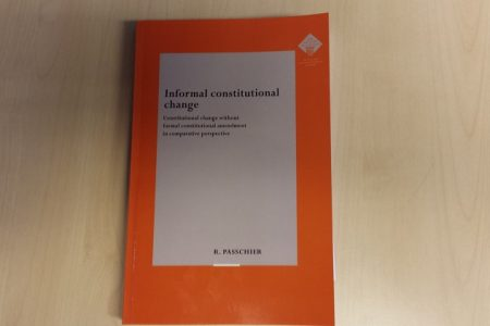Informal constitutional change