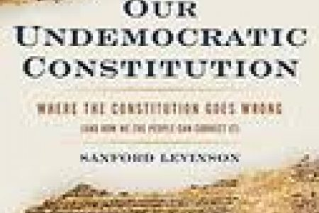 Our Undemocratic Constitution?